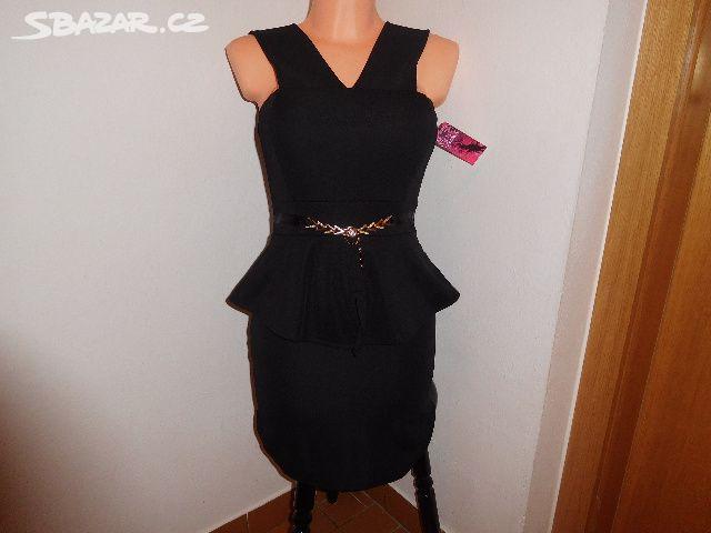 prodám krásné šaty se širokými ramínky 1f138626929
