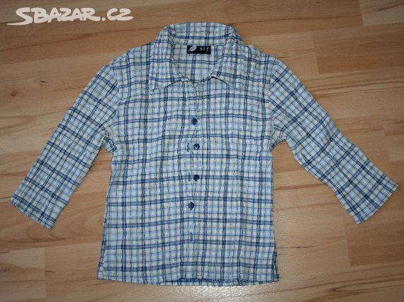 Společenská košile   halenka b498716083