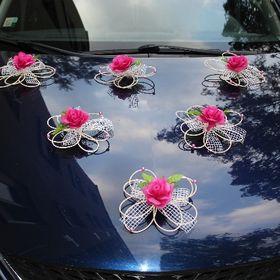 Svatebni Dekorace Na Auto Chomutov Sbazar Cz
