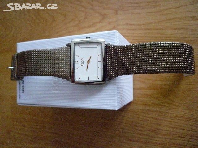 Prodám ZCELA NOVÉ elegantní dámské hodinky Boccia - Praha - Sbazar.cz fbb1aca1f5d