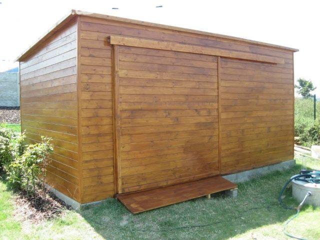 Prodám zahradní domek na nářadí