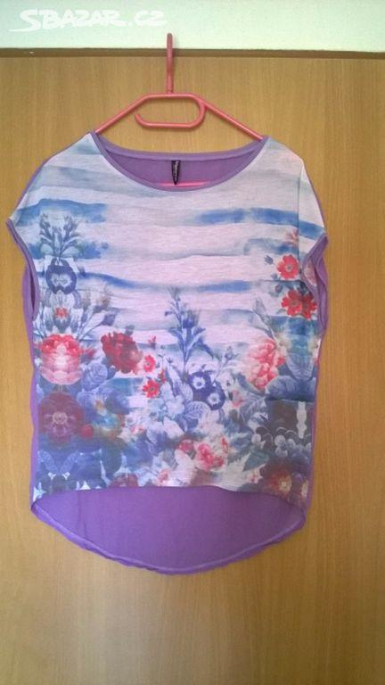 a5be1d84364 Dámské letní tričko-zn.Madonna