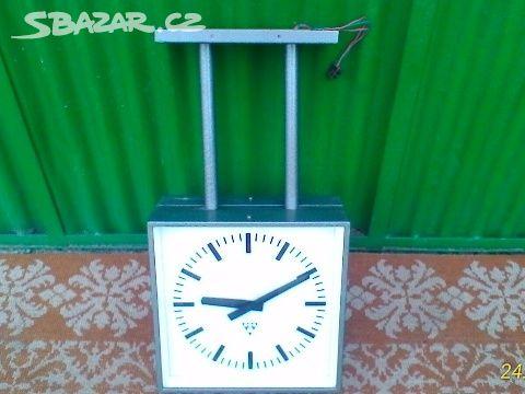Industrialni retro hodiny -školní bb119aa263e