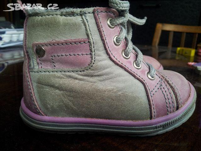 Zimní boty Santé 22 - zdravotní obuv - Praha - Sbazar.cz e221bf6391