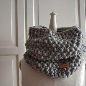 Nákrčník béžový dámský pletený - Raškovice 709de0ea67