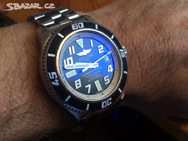 59c90f9b096 Prodám hodinky Breitling - Praha - Sbazar.cz