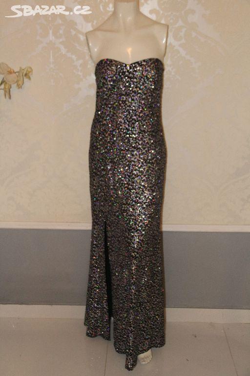 Luxusni nove společenské šaty na ples c8931cfc9e8