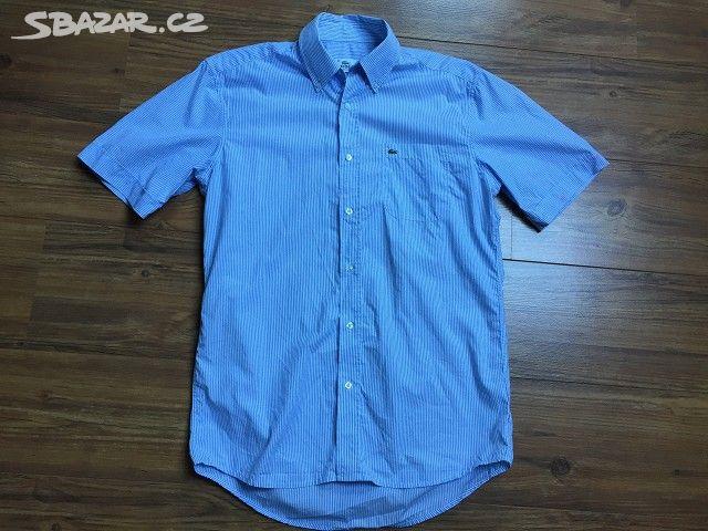 proužkatá košile Lacoste 248613595d