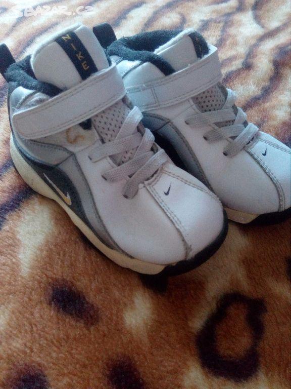 Dětské boty Nike - Zábřeh 32a7df366d