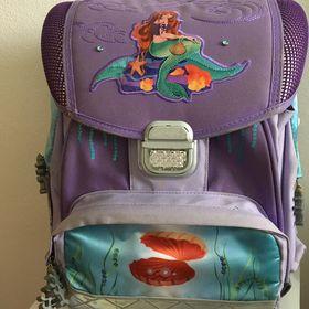 Školní aktovka Step s mořskou pannou. Inzerát byl odebran z oblíbených. 34ba5781b3