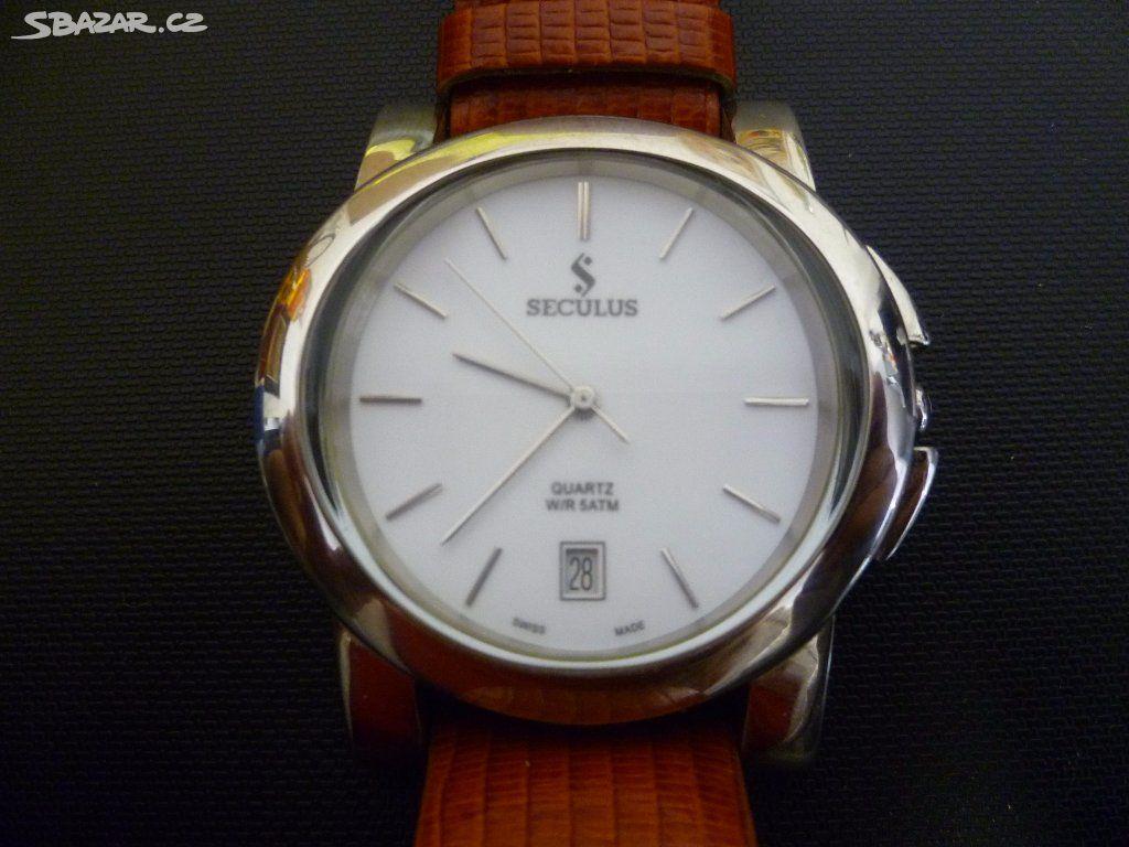 Hodinky Seculus - Olomouc - Sbazar.cz b438b029d8