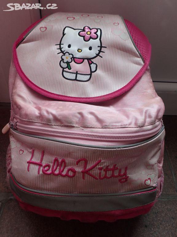 Školní aktovka Hello Kitty - Olomouc - Sbazar.cz d68e9105f5