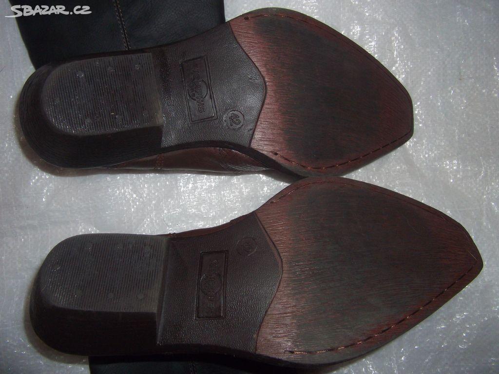 Kovbojské boty - Memphis - Kladruby b1139ab7ef
