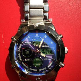 Masivní pánské hodinky design GIOVANI. 650 KčPraha 4b26744ad7