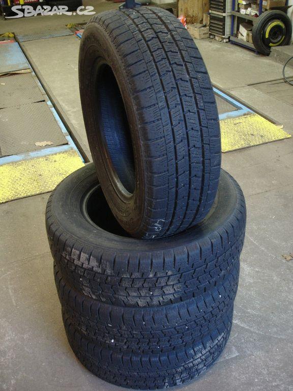 215 65 R15 C Goodyear, zimní dodávkové pneu - Liberec - Sbazar.cz 428c5a7ae91a