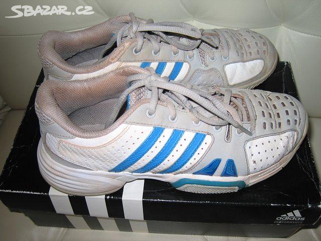 Tenisové boty Adidas 61fd44fd5f
