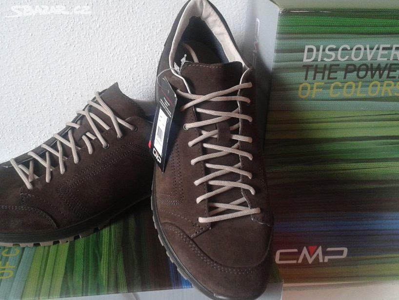 7e37603aa28 Pánské značkové kožené boty CMP nové různé vel. - Blatná