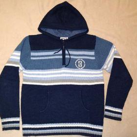 Výpis nabídek. Pánský pletený svetr přes hlavu 298aeb7f1f