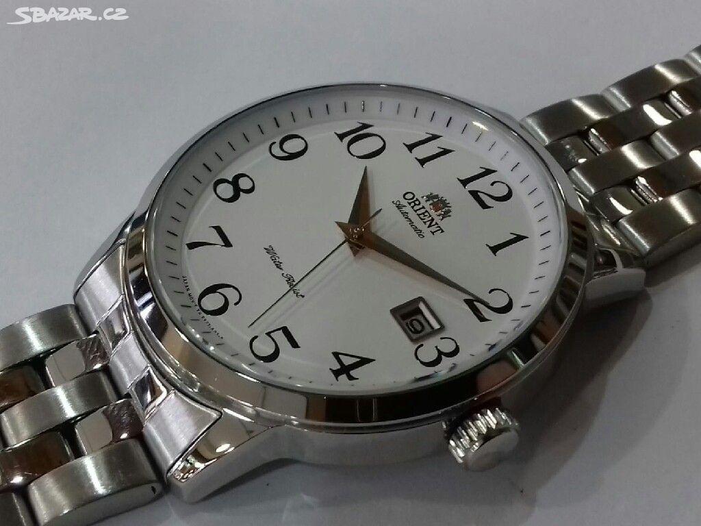 5ed906dad 100% nové hodinky zn. Orient, záruka 2 roky - Děčín - Sbazar.cz