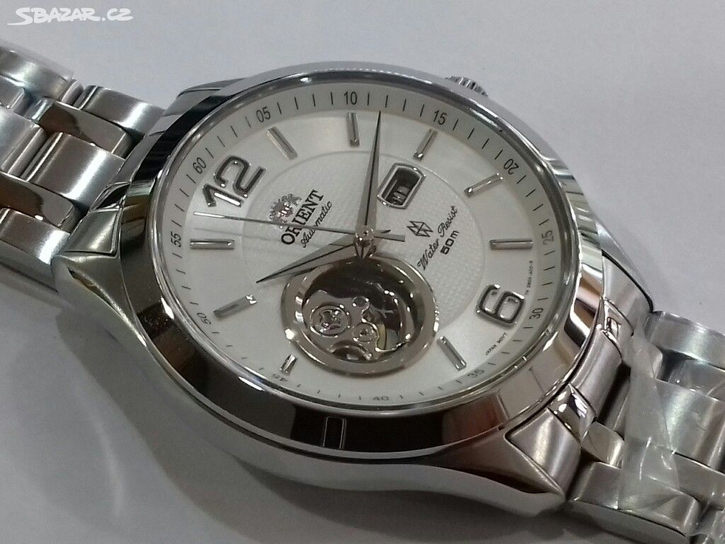 56ebb6eae 100% nové hodinky Orient, MOC 7 100,- Kč - Děčín - Sbazar.cz