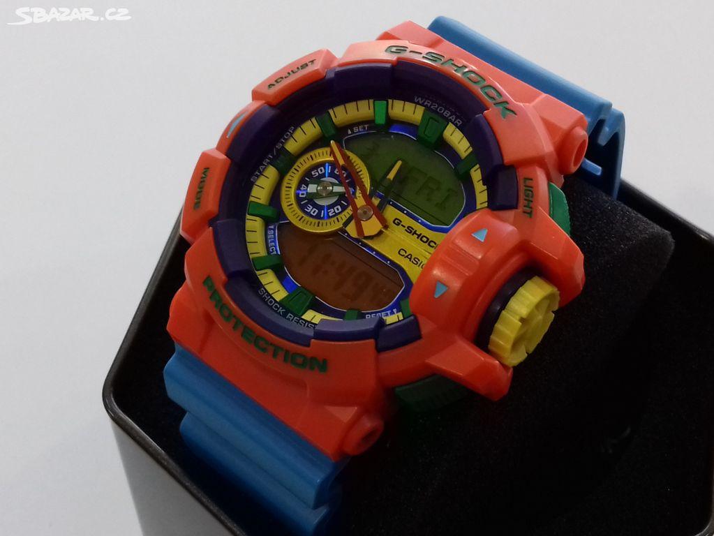 100% nové hodinky Casio G-Shock cb0f735afe