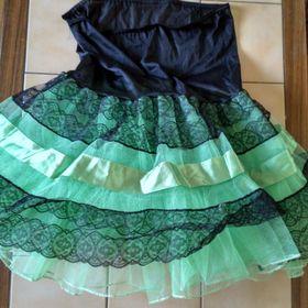 2b6b01cec7a Tutu sukně - barevná - Znojmo - Sbazar.cz