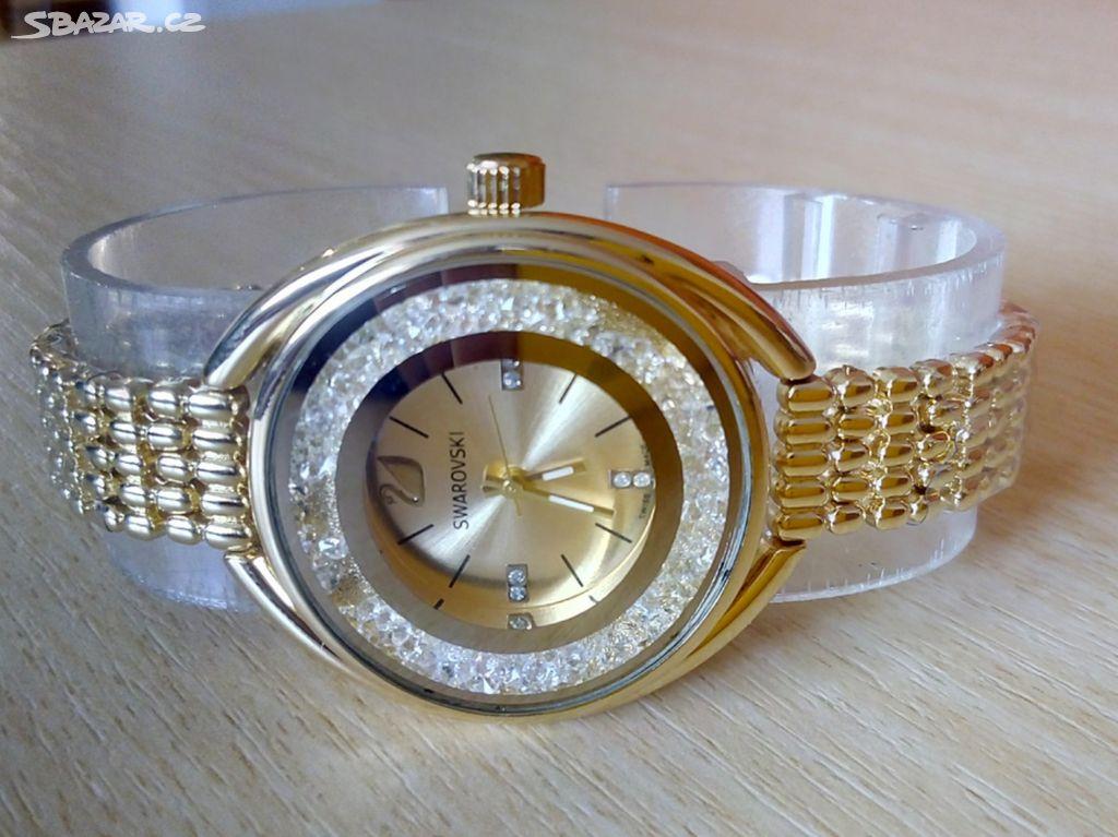 35a258f0d Swarovski-dámské hodinky - Zlín - Sbazar.cz