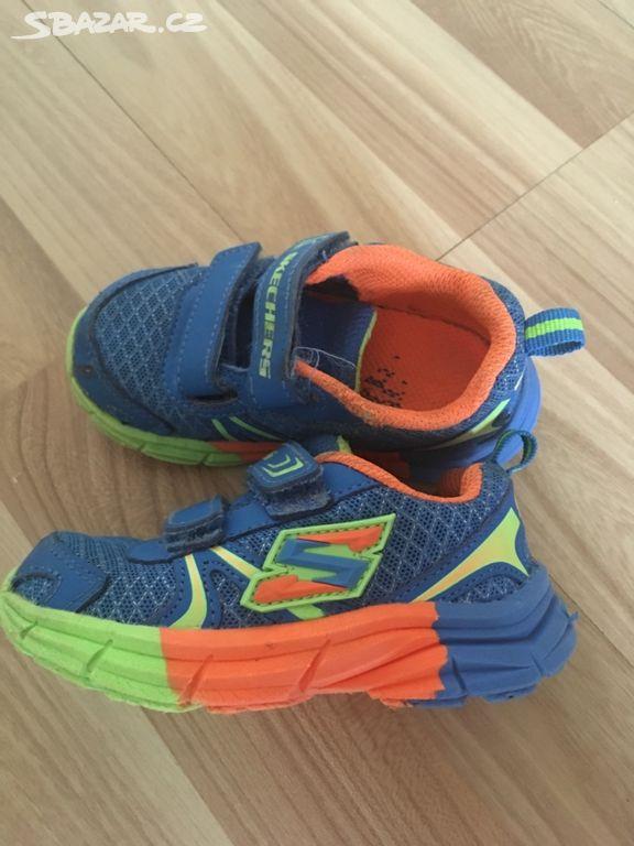 Dětské boty Skechers - Teplice - Sbazar.cz 65803c0707