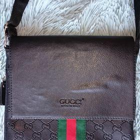 75307ff21 Inzerát byl odebran z oblíbených. 599 KčZlín. Pánská Gucci kabelka