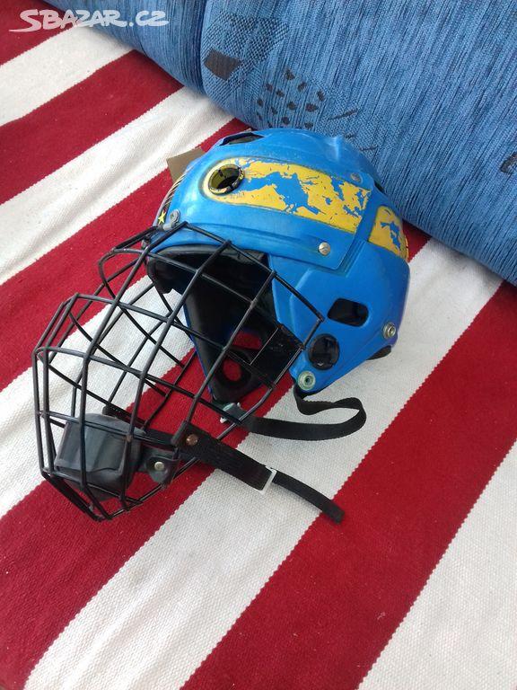 da5c3d9438a Hokejová helma dětska