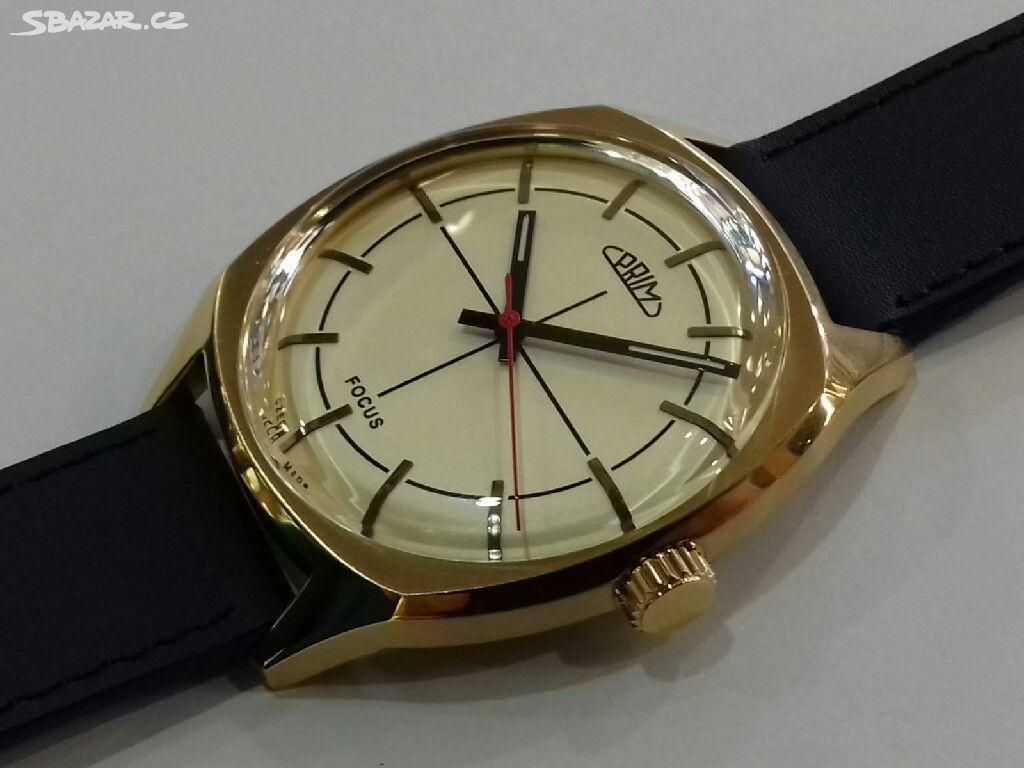 44e7527b9 100% nové hodinky zn.Prim,