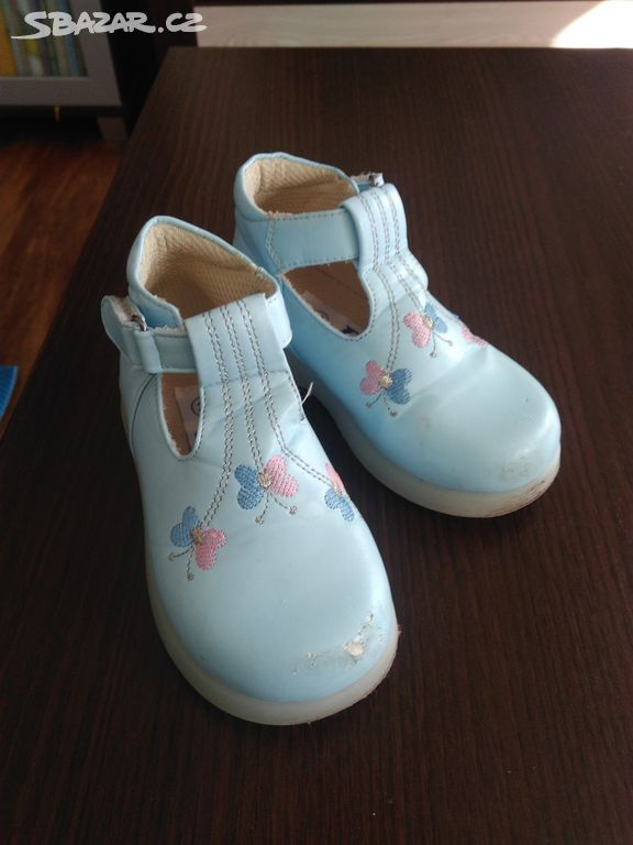 9e231a64765 Prodám dětské boty vel. 23. - Chocerady