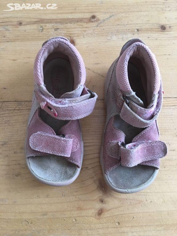 af4c4b4760f Prodám dětské sandálky Superfit - Černošice