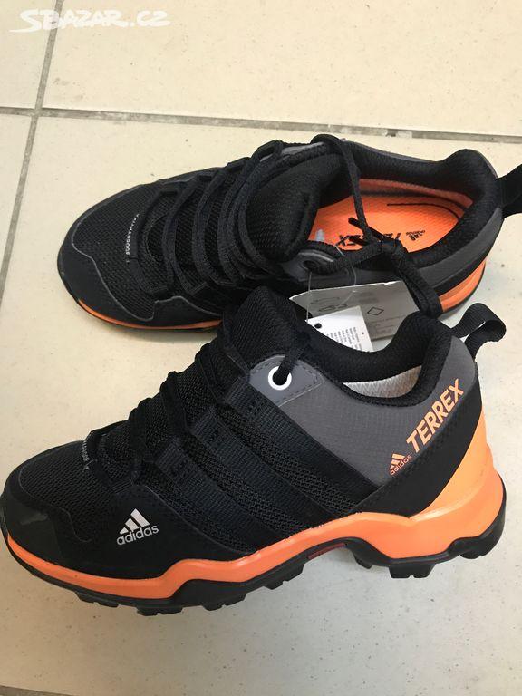 adidas TERREX AX2R CP K Dětská outdoorová obuv - Havířov 3ad4932e59