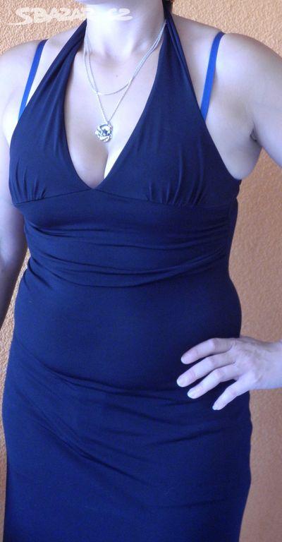 3c855646ae2 Prodám černé plesové šaty - Dolní Libochová