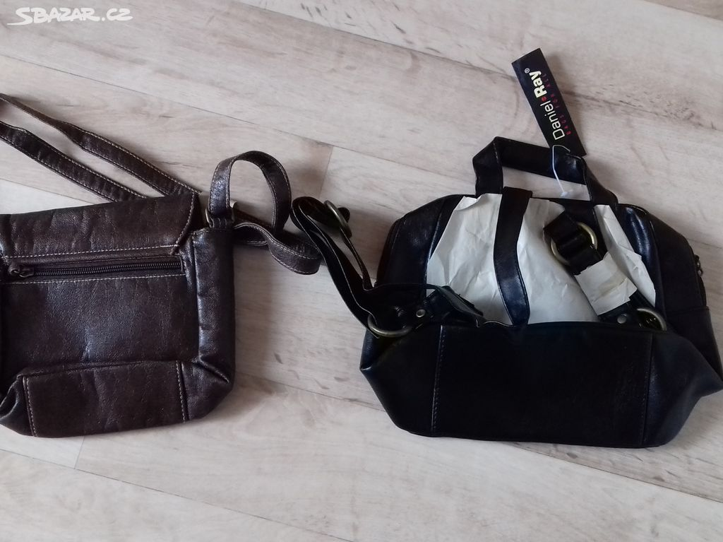 Nové kabelky Daniel