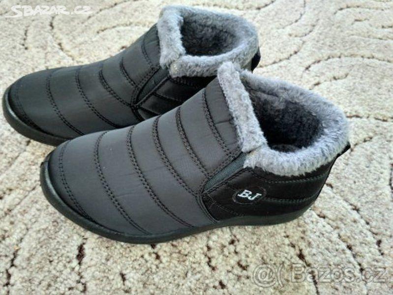 NOVÉ zimní boty unisex vel 36 - Liberec - Sbazar.cz 15a49881d8