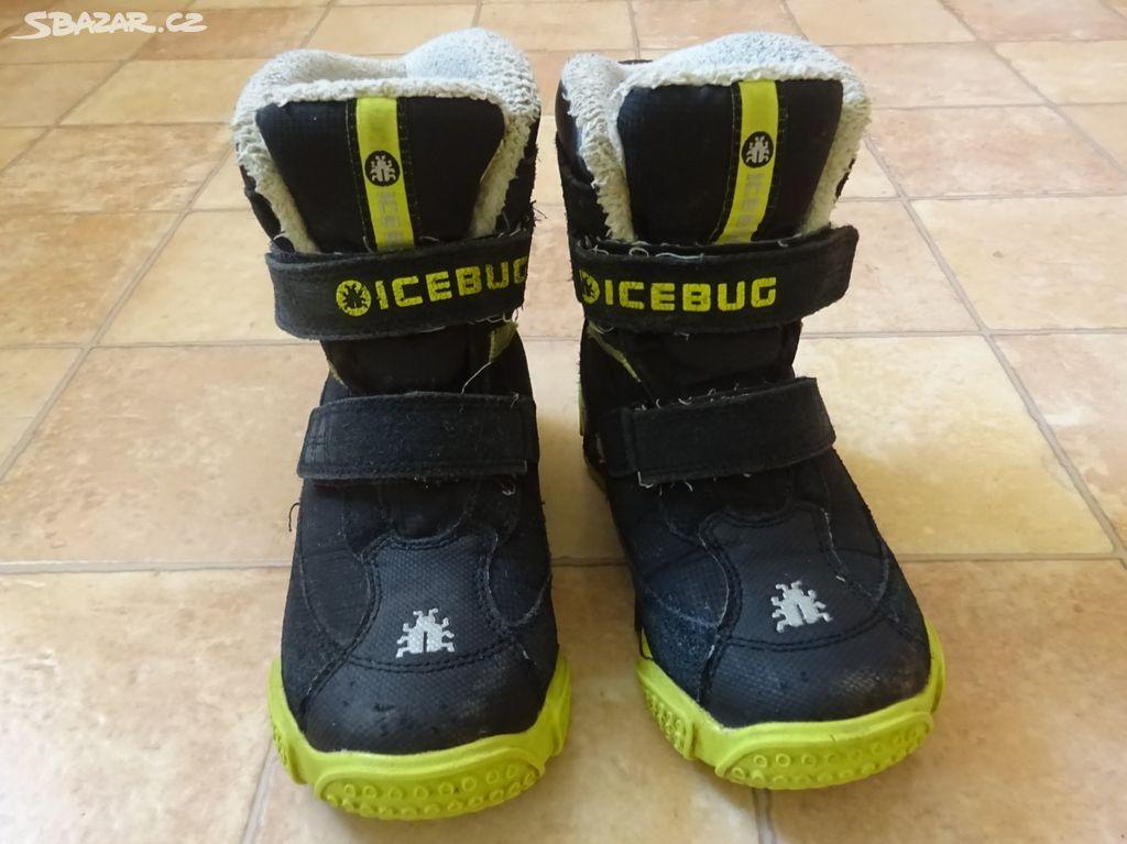 6047ce2f10f Zimní boty Icebug vel. 31 - Osek