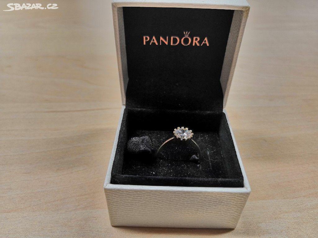 Zlatý prsten Pandora - Ostrava - Sbazar.cz 8f5a63e7011