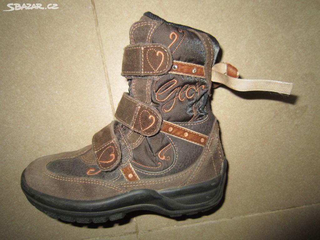 Dětské zimní boty Geox 652ba1d3da