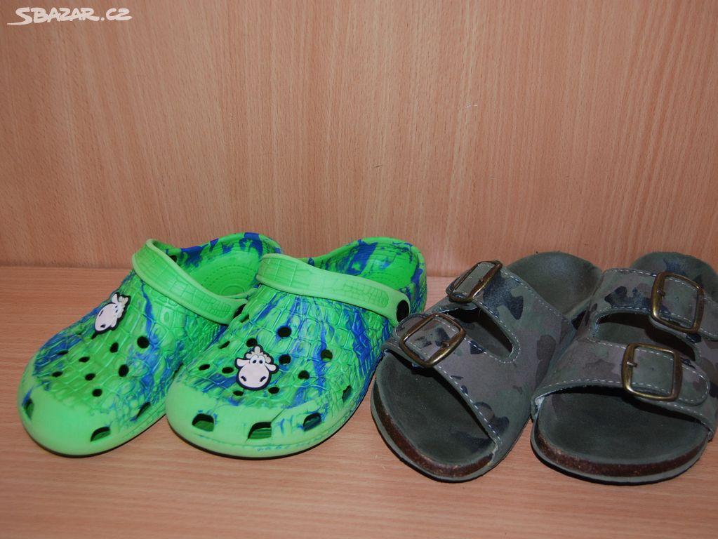 Dětské domácí boty - Ostrava-město - Sbazar.cz 1f783565aa