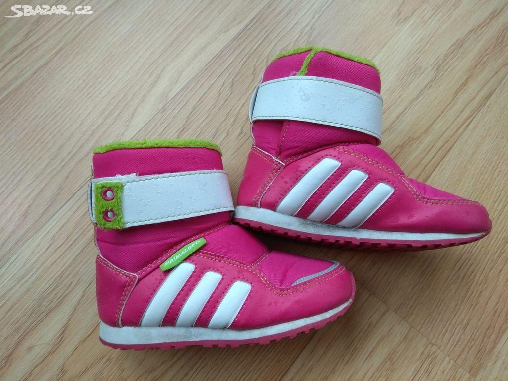 Dívčí zimní obuv 1e30953454b