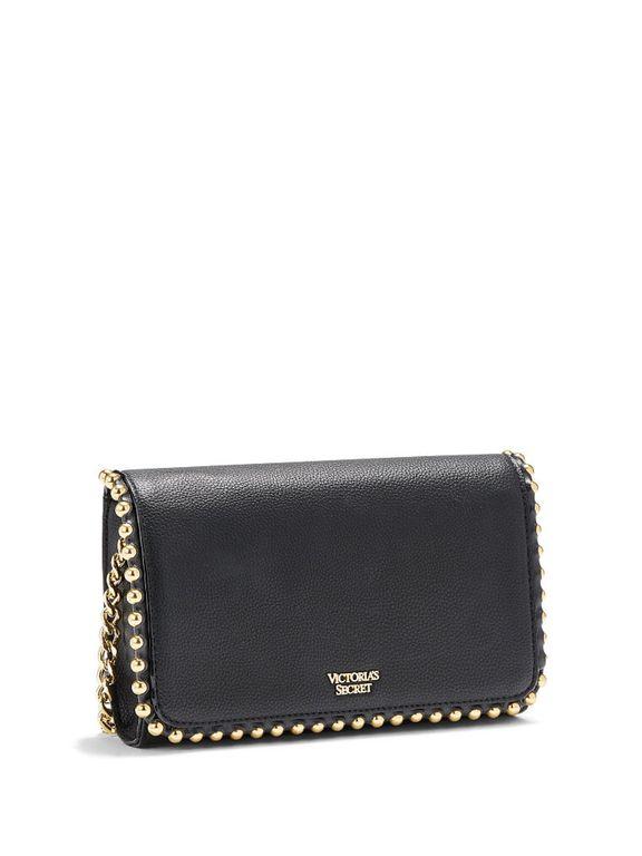 12c3a50aaf Luxusní černá crossbody kabelka Victoria Secret - Žatec