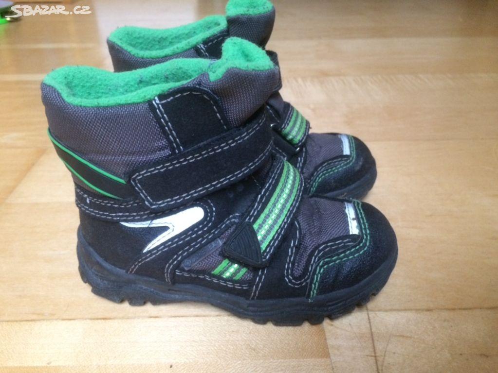 Zimní boty Superfit Gore-tex v.23 sněhule-membrána - Jičín - Sbazar.cz 1334a08860