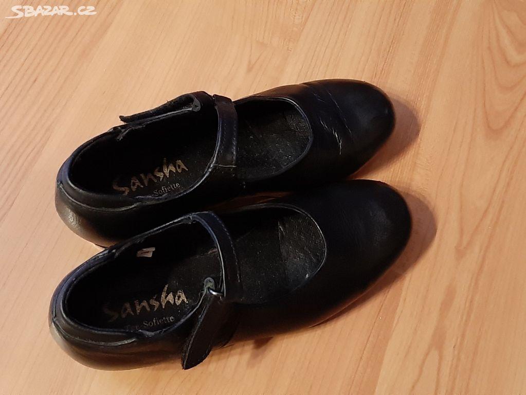 Stepařské boty detske Sansha - Květnice 9da9fc2382