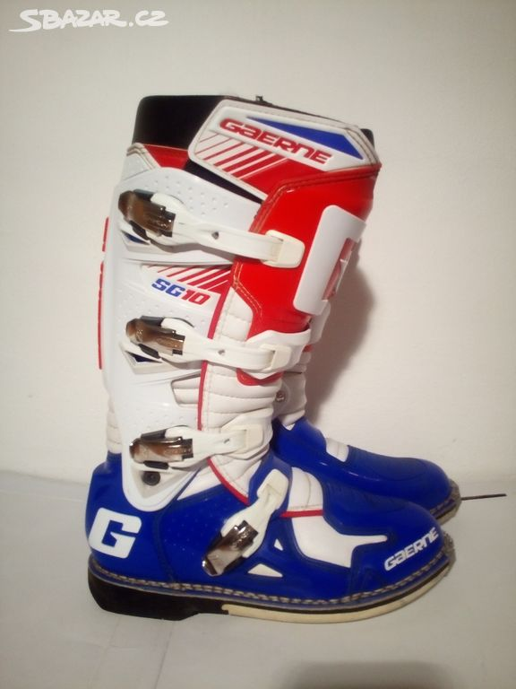 Motokrosové boty Gaerne SG10 - Milevsko 3a01b4f9c6