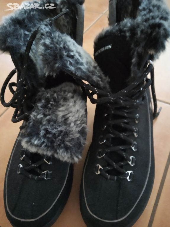 Zimní boty Skechers vel.39 40 TOP STAV - Praha-západ - Sbazar.cz d0fa67390b