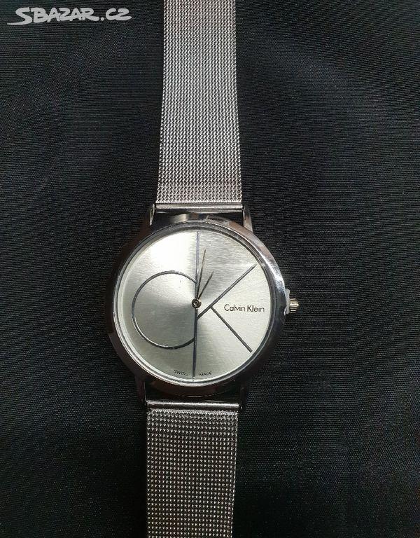 Dámské hodinky CK - Ostrava - Sbazar.cz 2f20ee90c2e
