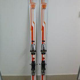 Výpis nabídek. Sjezdové lyže FEVER White 150 cm 1e062b885c5