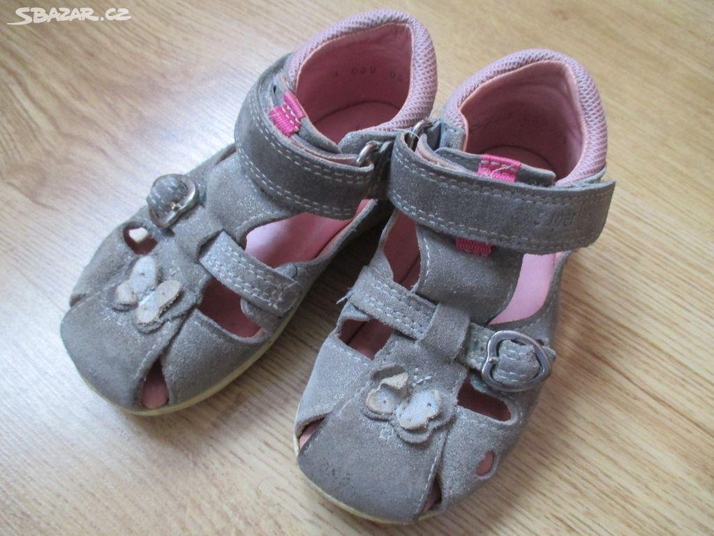 Dětské sandálky SUPERFIT - vel. 23 - Nové Město nad Metují bc9b7b84a0
